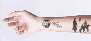 Enjoying the Small Things Tattoos