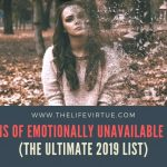 Emotionally Unavailable Women - 29 Signs & Ultimate Guide