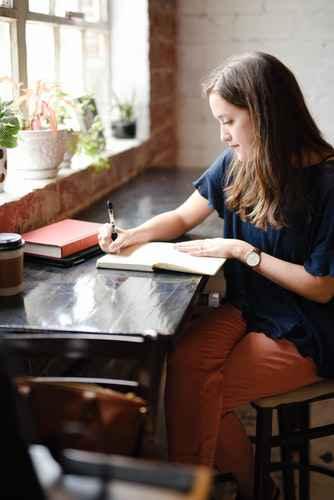 Interpersonal Activities - Journalling