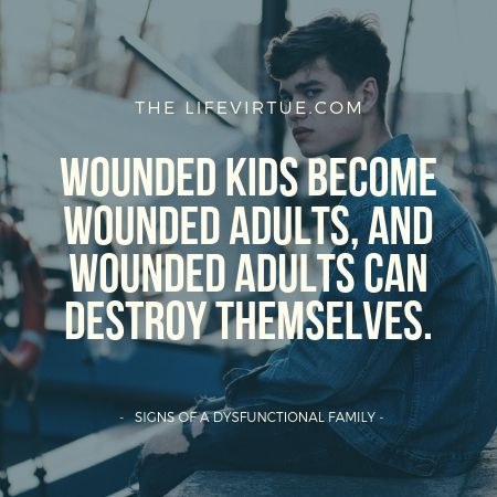 wounded inside
