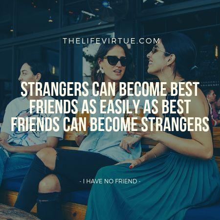A girl talking to stranger girl - tips on making friends