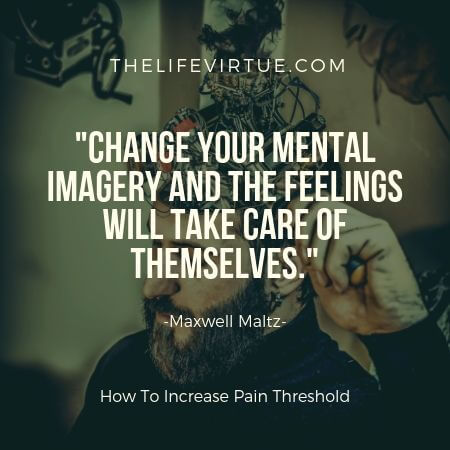 Mental imagery is about creating vivid images in mind