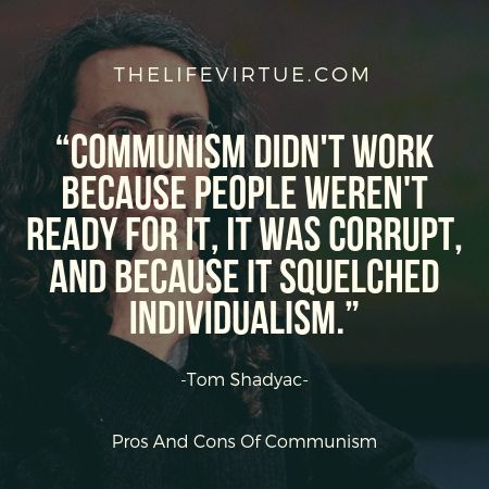 It is ea*sy to corrupt communist governments