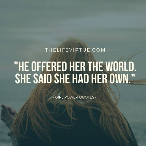 A Woman is Standing by the Sea - Woman Quotes