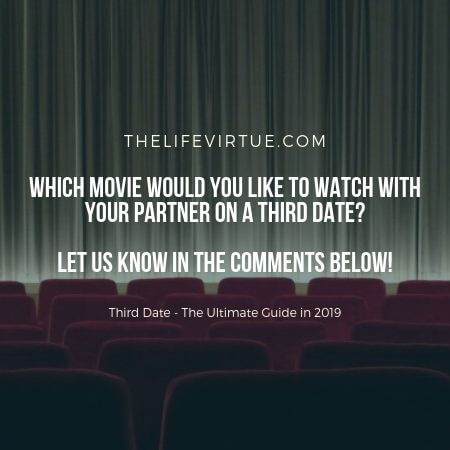Third Date Ideas - Movie Night