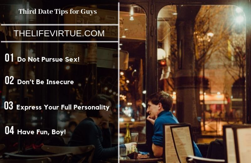 Third Date Tips for Guys