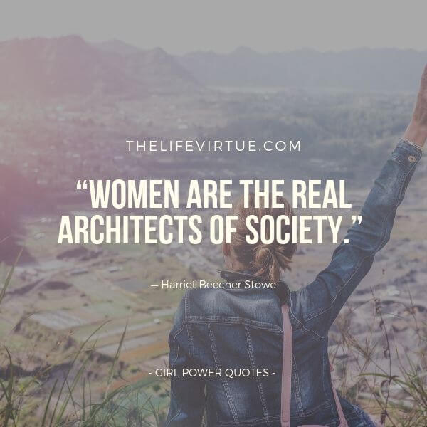 Society and Woman Quotes