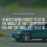 Cars and the Short Height Quotes