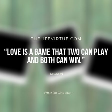 Two hearts can win the game of love