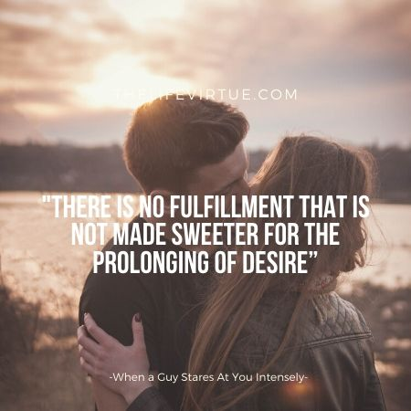 Prolonging desire