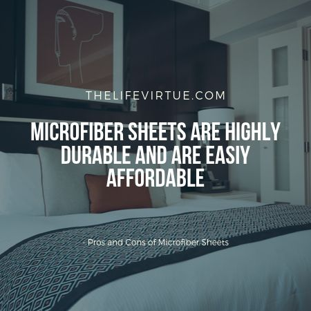 Pros and Cons of Microfiber Sheets