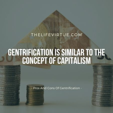 benefits and dis-benefits of gentrification