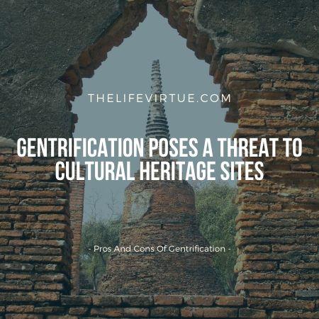 advantages and disadvantages of gentrification