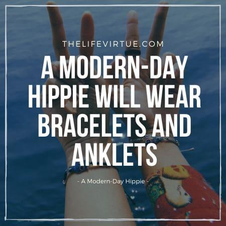 modern-day hippie