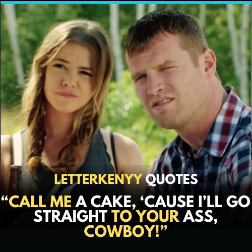 Fuck You  Letterkenny Quotes