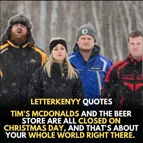 New  Letterkenny Quotes