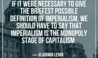 Pros and Cons of Imperialism by Vladimir Lenin