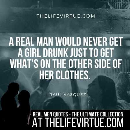 Real Man Quotes for Sex