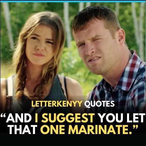 Sexist Letterkenny Quotes