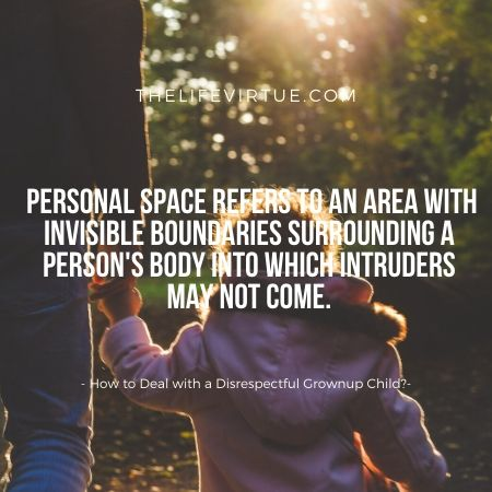 Wanting to have a personal space