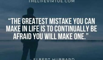 You got this Quotes on Greatest Mistake