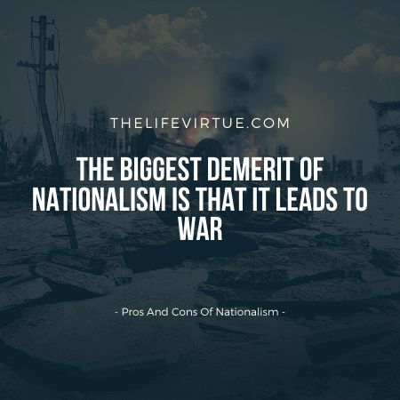 gains and losses of nationalism