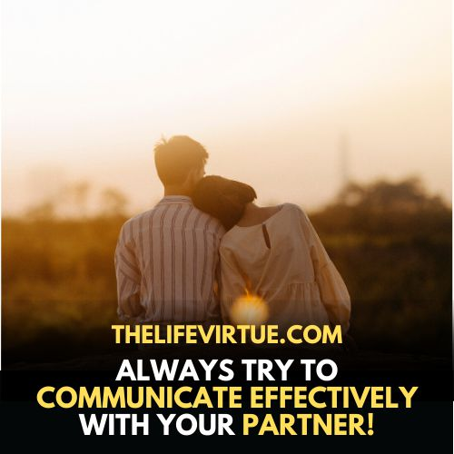 Communication is the key during Fighting in a Relationship