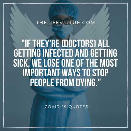 Coronavirus Quotes & Covid 19 Quote Quarantine Quotes