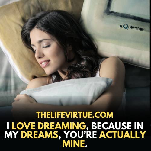 dream in one sided love quotes