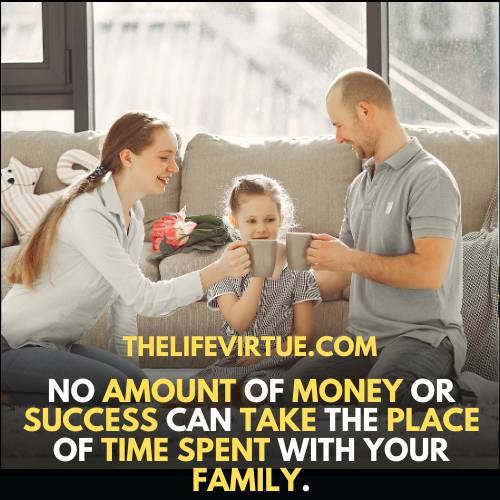 how to convince your parents? - spent more time with your family