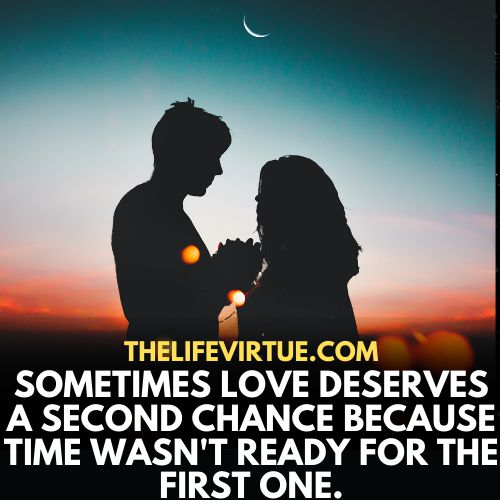 one-sided love- give second chance to your love