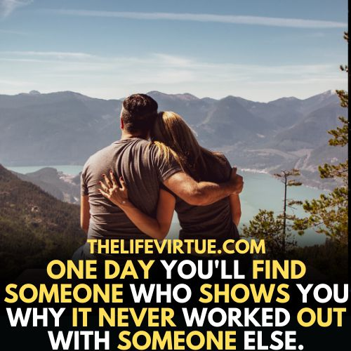 one-sided love-one day you'll find your true love