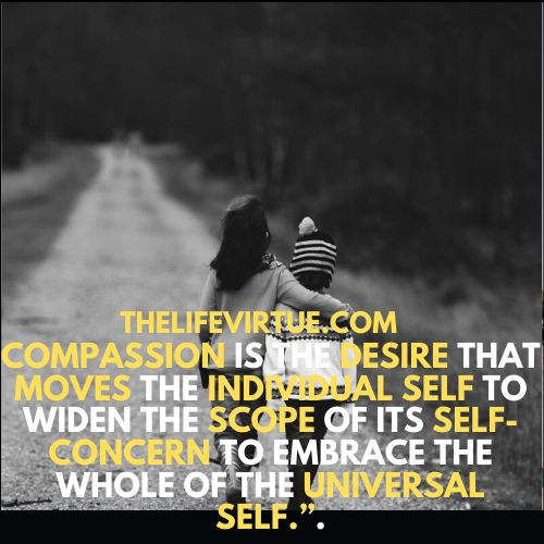 Radical empathy nurture with life