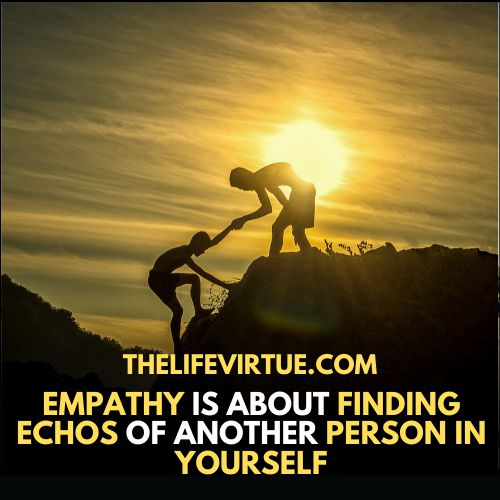 Radical Empathy is a part of life