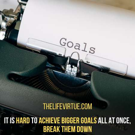Obstacles in Life Stop You from Achieving Goals
