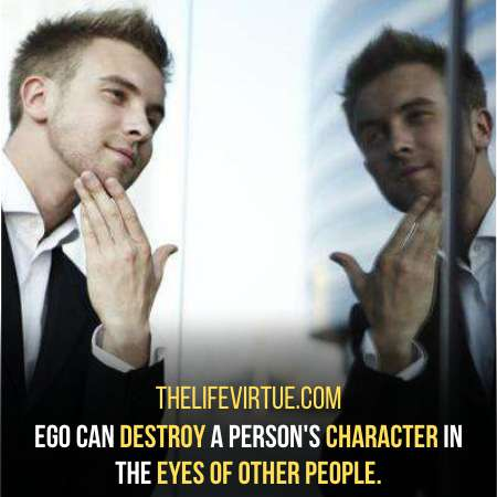 Ego can be a barrier for personality development.
