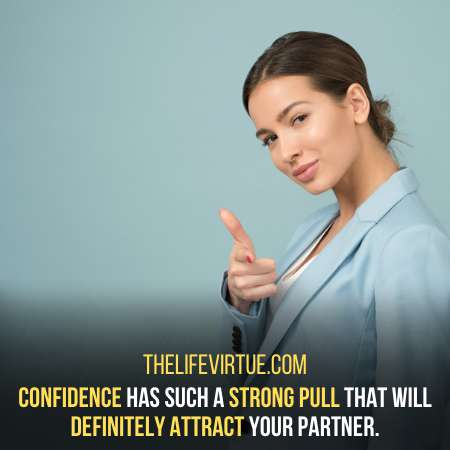Work on Improving Confidence.