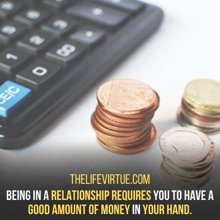 Money is Required even for High School Relationships.