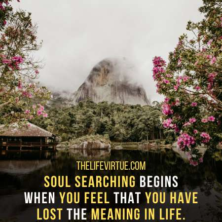 What is Soul Searching?