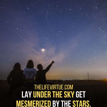 Try Star Gazing with your Friends