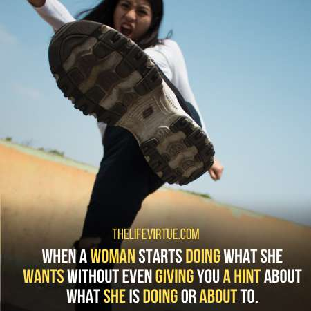 Women are always careless
