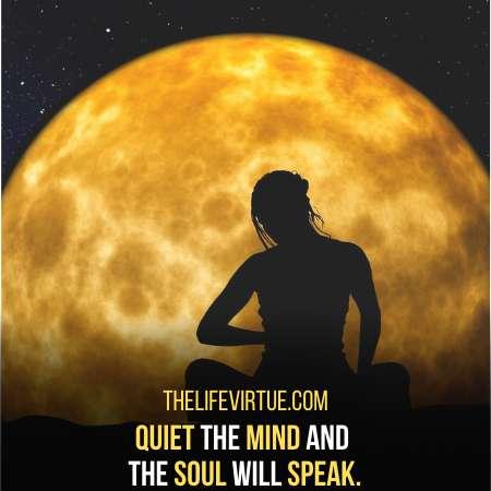 let Your Inner Light Guide You In Dark
