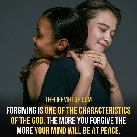 Be More Forgiving For Your Own Peace Of Mind