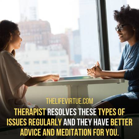 Talk To A Therapist To Stop Hating Someone