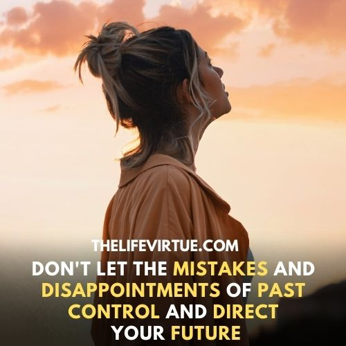 Negative Past Experiences can leads you to disappointment. a girl show self empowered to deal with disappointment.