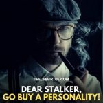 Personality Traits and Psychology of Stalkers of Stalkers