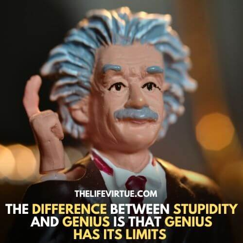 Symptoms of Stupidity when you think  you are superior than others