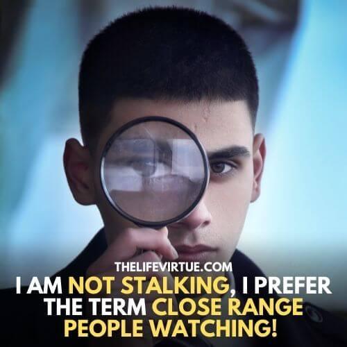 How to identify Stalking Behavior?