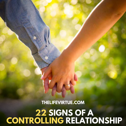 signs of controlling relationship