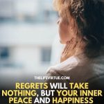 How to deal with regret after a decision by mindset of learning